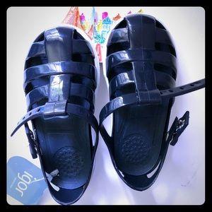 Toddler Blue Sandals